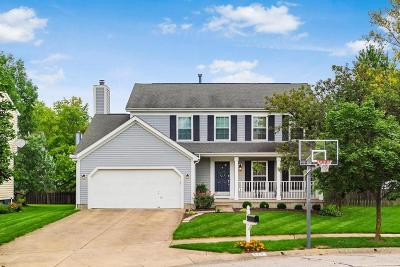 Columbus Single Family Home For Sale: 544 Woodfield Court