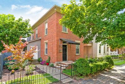 Columbus Single Family Home For Sale: 377 Stewart Avenue