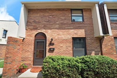 Columbus Condo Contingent Finance And Inspect: 1803 Willoway Circle N