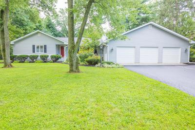 Worthington Single Family Home Contingent Finance And Inspect: 1857 W Dublin Granville Road