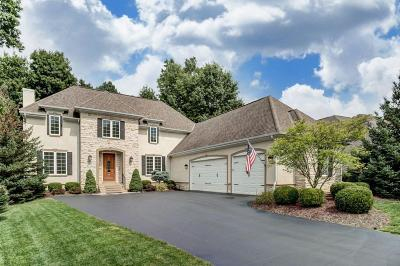 Westerville Single Family Home For Sale: 5749 Travis Pointe Court