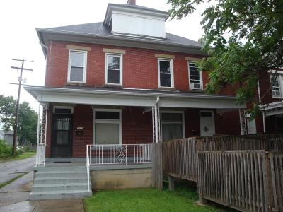 Columbus Multi Family Home For Sale: 1580-1582 E Main Street