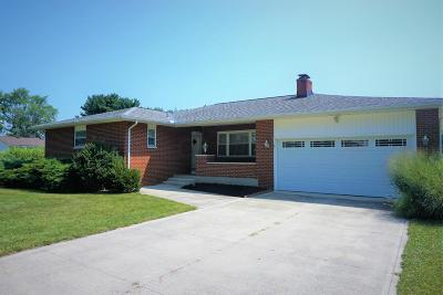 Groveport Single Family Home For Sale: 5540 Ebright Road
