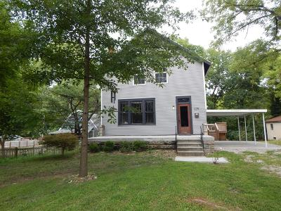 Columbus Single Family Home For Sale: 128 Landers Avenue