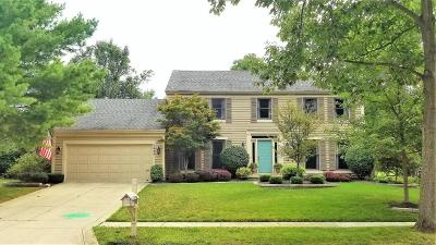 Dublin Single Family Home For Sale: 7600 Coventry Woods Drive N