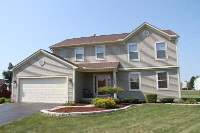 Grove City Single Family Home For Sale: 4273 Golden Meadows Court