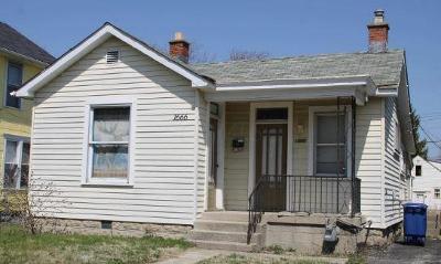 Columbus Single Family Home For Sale: 1666 Arlington Avenue