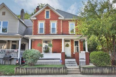 Columbus Single Family Home For Sale: 41 Avondale Avenue
