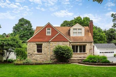 Columbus Single Family Home For Sale: 100 N Roosevelt Avenue