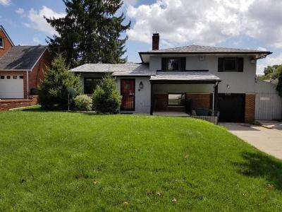 Columbus Single Family Home For Sale: 2733 E Livingston Avenue
