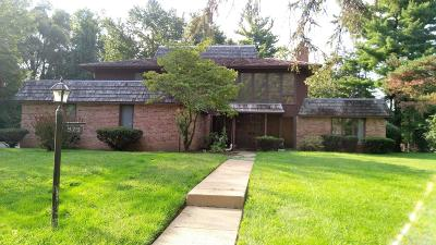 Columbus Single Family Home For Sale: 979 Wellington Boulevard