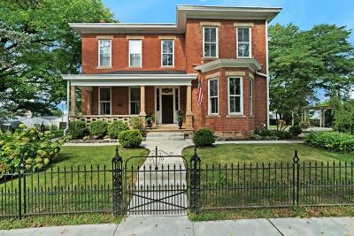 Canal Winchester Single Family Home For Sale: 48 Elm Street