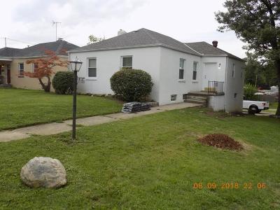 Columbus Single Family Home For Sale: 2825 Elliott Avenue