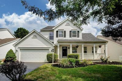 Blacklick Single Family Home For Sale: 545 Streamwater Drive