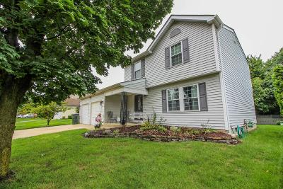 Columbus Single Family Home For Sale: 3652 Inverary Drive