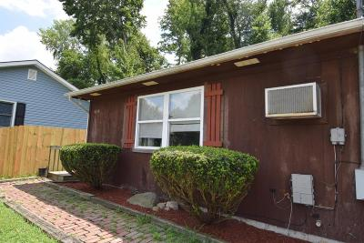Lancaster Multi Family Home For Sale: 1034,  1036 Meadowview Avenue