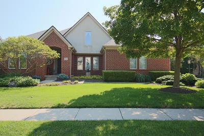 Columbus Single Family Home For Sale: 3786 Riverwatch Lane