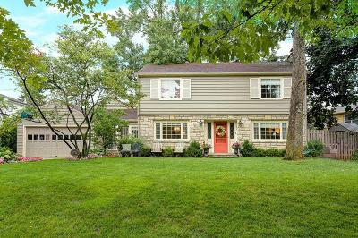 Upper Arlington Single Family Home For Sale: 1701 Guilford Road
