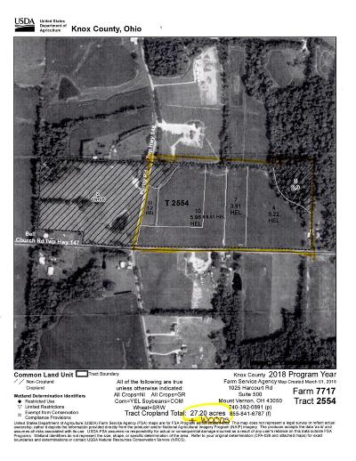 Utica Residential Lots & Land For Sale: 1315 Purity Road