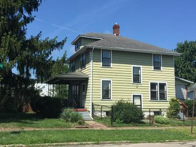 Lancaster Single Family Home For Sale: 425 Lincoln Avenue
