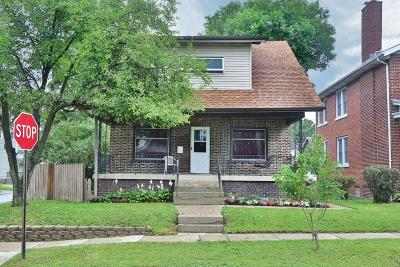 Columbus Single Family Home For Sale: 200 E Kelso Road