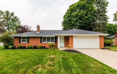 Pickerington Single Family Home For Sale: 9636 Circle Drive S