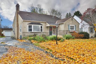 Columbus Single Family Home For Sale: 87 Sheffield Road
