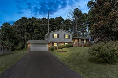 Heath Single Family Home Contingent Finance And Inspect: 999 Forest Hills Road