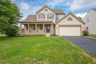 Hilliard Single Family Home Contingent Finance And Inspect: 5846 Dena Drive