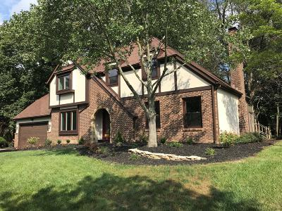Grove City Single Family Home For Sale: 6112 Winnebago Street