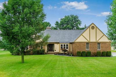 Grove City Single Family Home Contingent Finance And Inspect: 3775 Neff Road