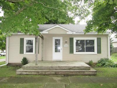 Middleburg Single Family Home Contingent Finance And Inspect: 11985 Urbana Street