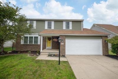 Reynoldsburg Single Family Home For Sale: 8430 Kingsley Drive