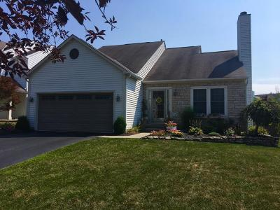 Sunbury Single Family Home For Sale: 620 Mill Stone Court