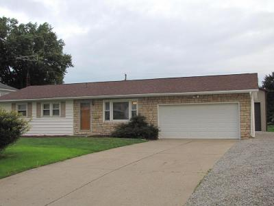 Heath Single Family Home Contingent Finance And Inspect: 172 Claren Drive