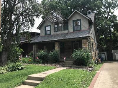 Columbus Single Family Home For Sale: 425 Glen Echo Circle