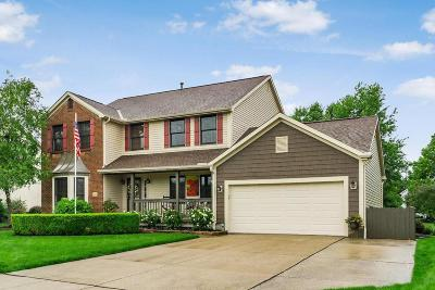 Grove City Single Family Home Contingent Finance And Inspect: 2678 Hoover Crossing Way