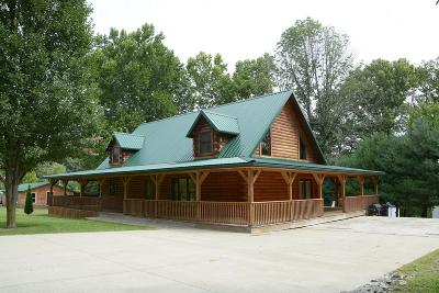 Jackson County Single Family Home For Sale: 68 Cabin Road