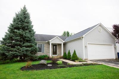 Galloway Single Family Home Contingent Finance And Inspect: 5903 Weston Woods Drive