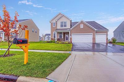 Marysville Single Family Home For Sale: 170 Saddlebred Circle