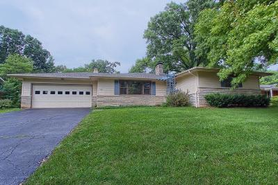 Worthington Single Family Home For Sale: 334 Ridgedale Drive N