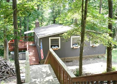 Hide A Way Hills Single Family Home Contingent Finance And Inspect: 71 Maya Lane