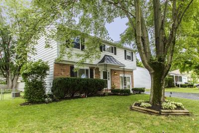 Franklin County Single Family Home For Sale: 1617 Fall Brook Road