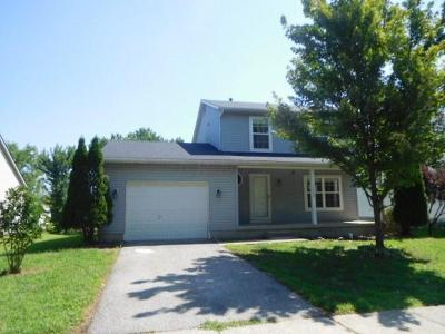 Columbus Single Family Home For Sale: 1132 Nathan Drive