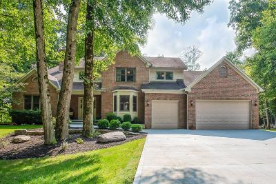 Sunbury Single Family Home For Sale: 4791 Blue Church Road