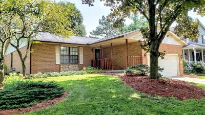 Gahanna Single Family Home Sold: 4308 Timber Valley Drive