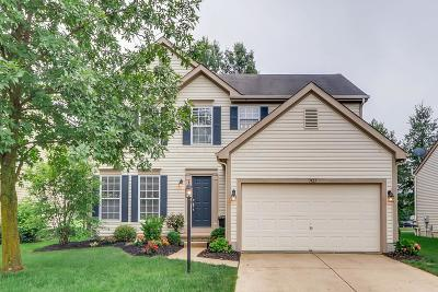 Westerville Single Family Home Contingent Finance And Inspect: 7423 Clancy Way