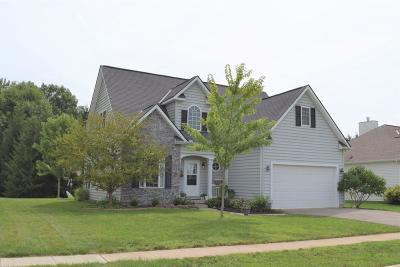 Single Family Home For Sale: 312 Middleburn Street