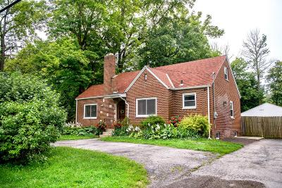 Galloway OH Single Family Home Contingent Finance And Inspect: $189,900