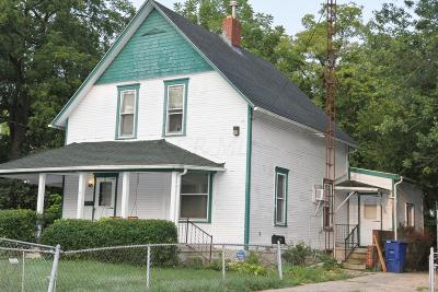 Single Family Home For Sale: 172 S Franklin Street